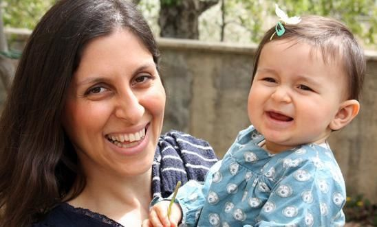 Nazanin Zaghari-Ratcliffe's husband says he resented Boris Johnson
