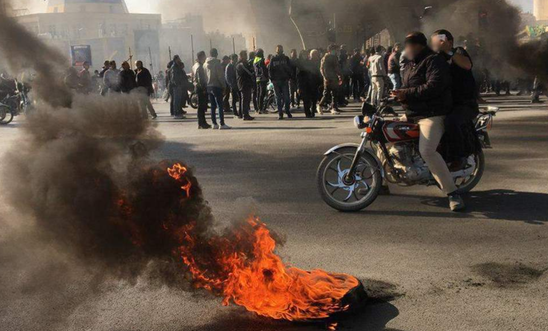 Protest death toll numbers reported overseas  'sheer lies', says Iran
