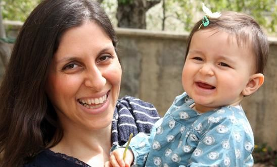 Iran extends Zaghari-Ratcliffe's temporary release, lawyer says