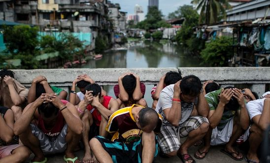 'Near impunity' for drug war killings in Philippines, UN report says