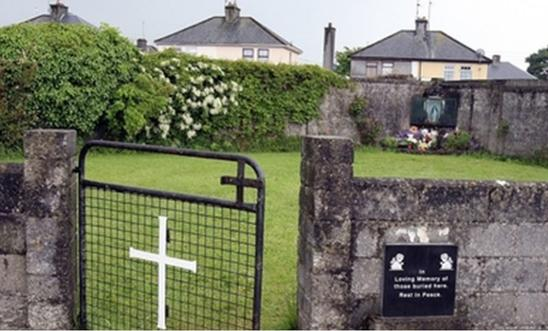 Baby remains discovered at former home for unmarried mothers in Ireland