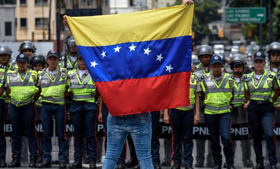 Venezuelan opposition leaders returned to jail