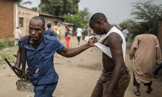 Burundi's withdrawal from the ICC a 'cynical attempt to evade justice'