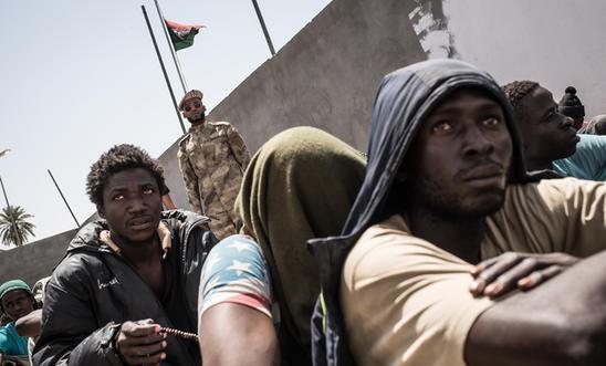 Migrants: Amnesty, EU govts accomplices of Libya torture