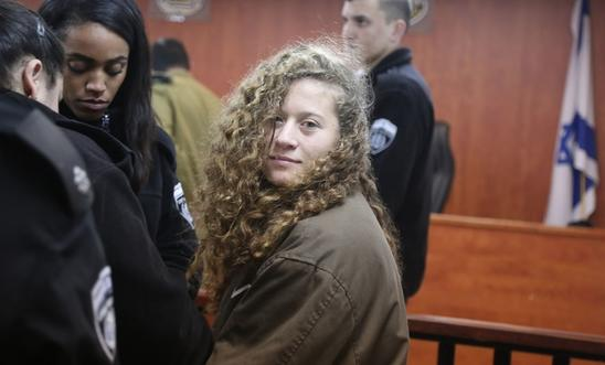Palestinian Teen Who Slapped Israeli Soldiers Denied Bail Again