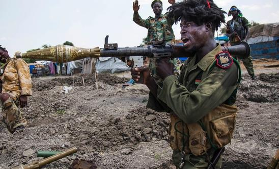 S/African to die by hanging for spying in South Sudan